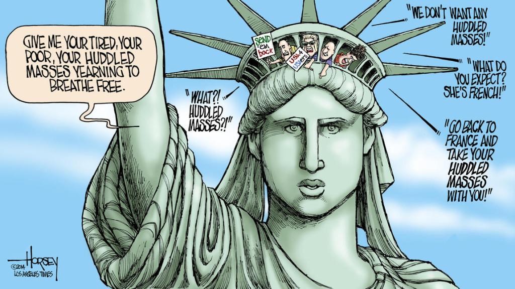 COW Lady Liberty