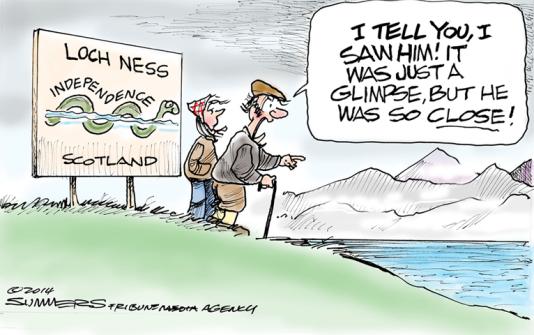COW Nessie