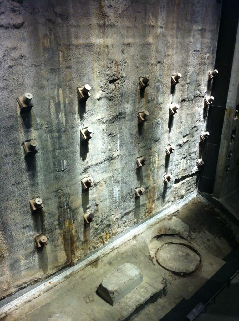 WTC Slurry Wall