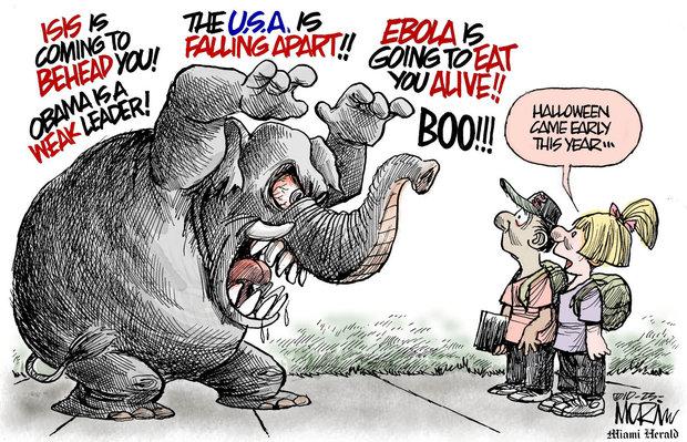 COW Fear Wins