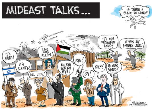 COW MidEast Talks