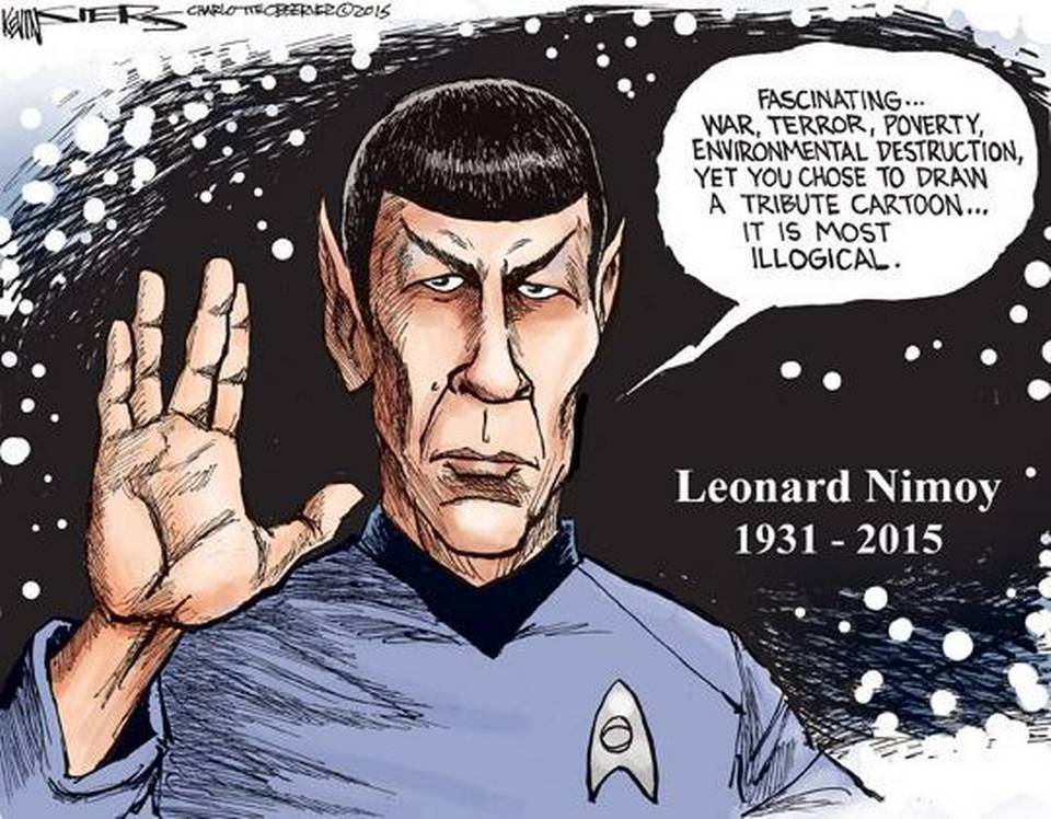 COW Spock