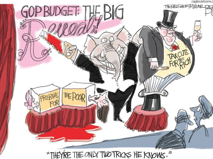 COW GOP Budget
