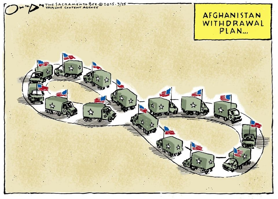 COW New Afghan Withdrawl Plan