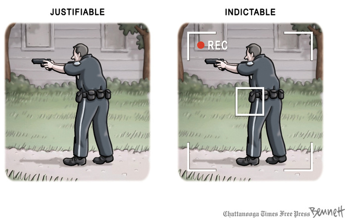 COW Cop Violence