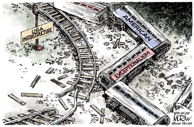 COW Train Wreck