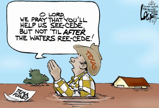 COWTexas Floods