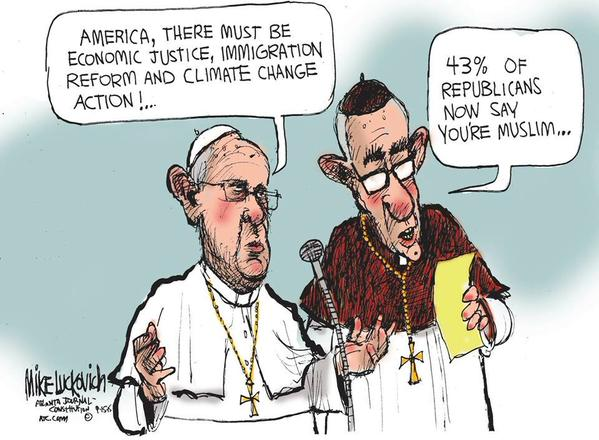 COW Pope Republicans