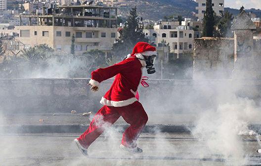 Santa in Bethlehem