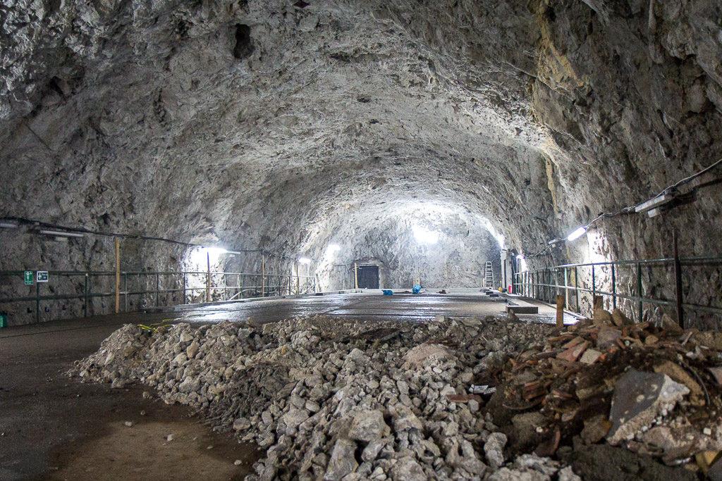 Gibraltar Tunnels