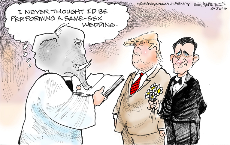 COW GOP Marriage