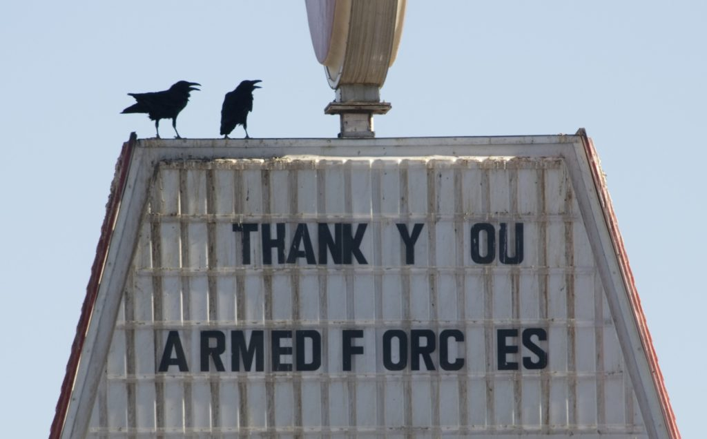 Thank You Armed Forces