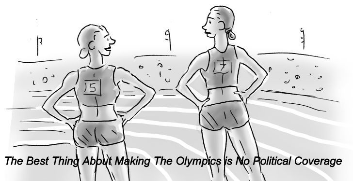 COW Making the Olympics