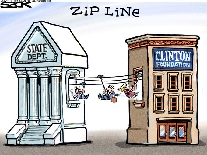COW Zip Line