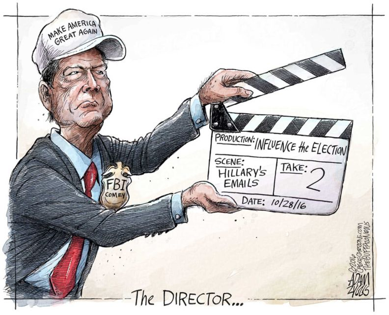 cow-the-director